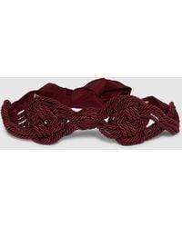 Johanna Ortiz Ritmos Del Sur Knot Belt - Multicolour