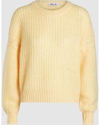 Baum und Pferdgarten Chuden Ribbed-knit Sweater - Yellow