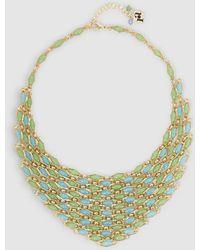 Rosantica - Destino Gold-tone Quartz Necklace - Lyst