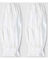 Ellery - Causeway Detachable Sleeves - Lyst
