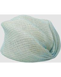 Missoni Open Knit Turban