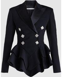 Rich Rich Tweed Lyst Jacket Alessandra Alessandra Lyst Zx06xaq