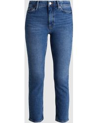 M.i.h Jeans - Niki Cropped Skinny Jeans - Lyst