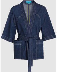 M.i.h Jeans - Farrier Denim Kimono - Lyst