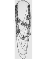 Erickson Beamon - China Club Embellished Necklace - Lyst