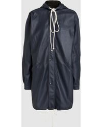 By. Bonnie Young - Leather Windbreaker Jacket - Lyst