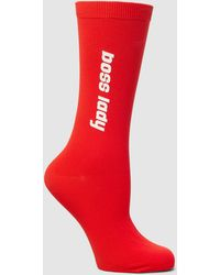 Ganni - Boss Lady Socks - Lyst