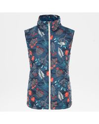 The North Face Thermoballtm-bodywarmer - Blauw