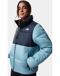 The North Face Saikuru Puffer Jacket - Blue