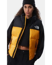 The North Face Women's 1996 Retro Nuptse Down Gilet Summit - Metallic