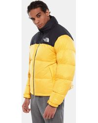 The North Face 1996 Retro Nuptse - Jack - Geel