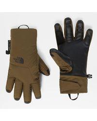 The North Face Guardian Etiptm-skihandschoenen Military - Groen