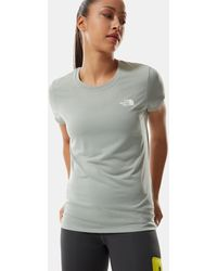 The North Face Reaxion Ampere T-shirt Für Wrought Iron - Mehrfarbig