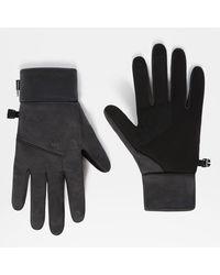 The North Face Men's Etiptm Hardface Gloves Tnf Heather - Black