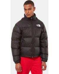 The North Face Men's 1996 Retro Nuptse Packable Jacket Tnf - Black