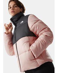 The North Face Women's Saikuru Jacket Evening Sand - Pink