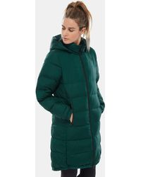 The North Face Metropolis Iii-parka - Groen