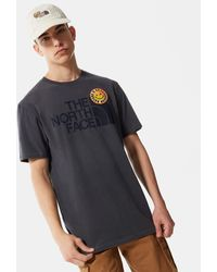 The North Face T-shirt Patches - Gris