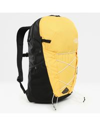 The North Face Cryptic-rugzak Tnf Yellow/tnf - Zwart