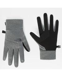 The North Face EtipTM Hardface Handschuhe Tnf Medium Heather - Grau