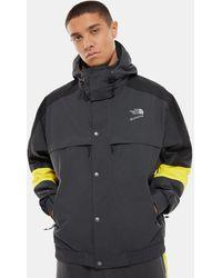 The North Face Men's 92 Extreme Rain Jacket Asphalt Combo - Grey