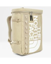 The North Face Base Camp Fuse Box Twill Beige\tnf - Wit