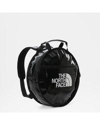 The North Face Base Camp Circle Bag Tnf One - Black