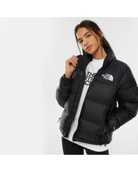 The North Face Women's 1996 Retro Nuptse Jacket Tnf - Black