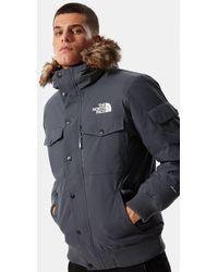 The North Face Men's Gotham Jacket Vanadis - Grey