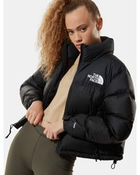 The North Face Piumino Deptford Down Nero