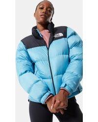 The North Face Windjack 1996 Retro Nuptse Jacket Wn's - Blauw