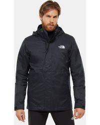 The North Face Kabru Zip-in Triclimate® Jacke Für Tnf - Schwarz