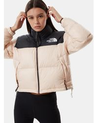 The North Face Giacca Corta - Rosa