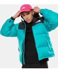 The North Face Men's 1996 Retro Nuptse Packable Jacket Jaiden - Green