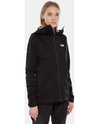 The North Face Women's Impendor Apex Flex Light Jacket Tnf - Black