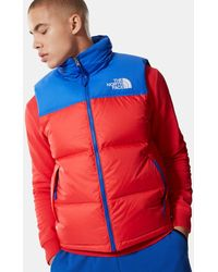 The North Face Donsjas - Rood