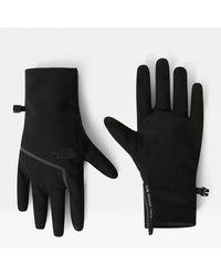 The North Face Gants en softshell windwallTM closefit - Noir