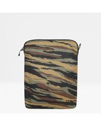 "The North Face Flyweight 15"" Laptophoes Asphalt Grey/tnf - Zwart"