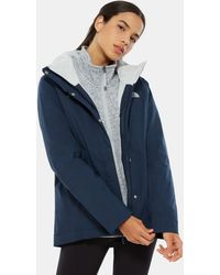 The North Face Women's Inlux Insulated Jacket Urban - Blue