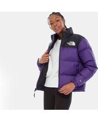 The North Face Women's 1996 Retro Nuptse Jacket Hero - Purple