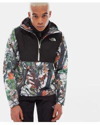 The North Face Veste Fanorak Imperméable Et Repliable - Multicolore