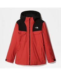 The North Face Veste Fourbarrel Zip-in Triclimate® - Noir