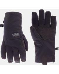 The North Face Women's Apex+ Etiptm Gloves Tnf - Black