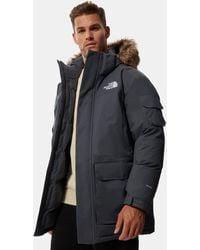 The North Face Parka Jas Mcmurdo Jacket - Grijs
