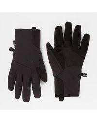 The North Face Men's Apex+ Etiptm Gloves Tnf - Black