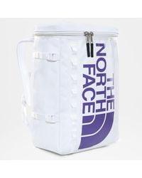 The North Face Base Camp Fuse Box Tnf /peak Purple - Wit