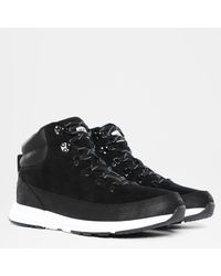 The North Face Bottines Back-to-berkeley Redux Lux - Noir