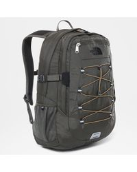 The North Face Borealis Classic Backpack New Taupe /utility Brown One - Green