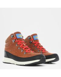 The North Face Men's Back-to-berkeley Redux Lux Boots Caramel Cafe - Black
