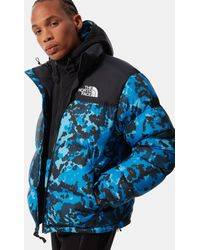 The North Face Nuptse 1996 Down Giacca Donna - Blu